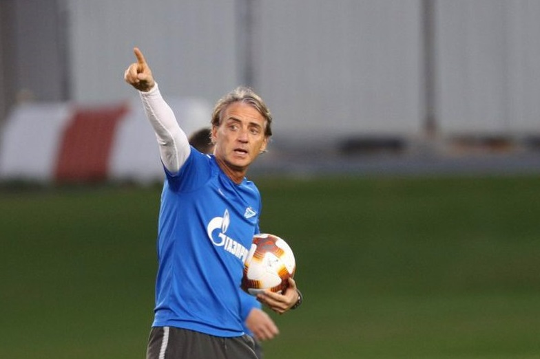 Mancini Zenit'ten ayrıldı! Yeni adresi...