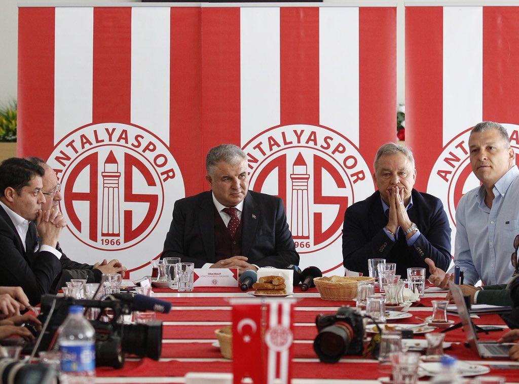 """""""Yarınlar Antalyaspor için çok güzel olacak"""""""