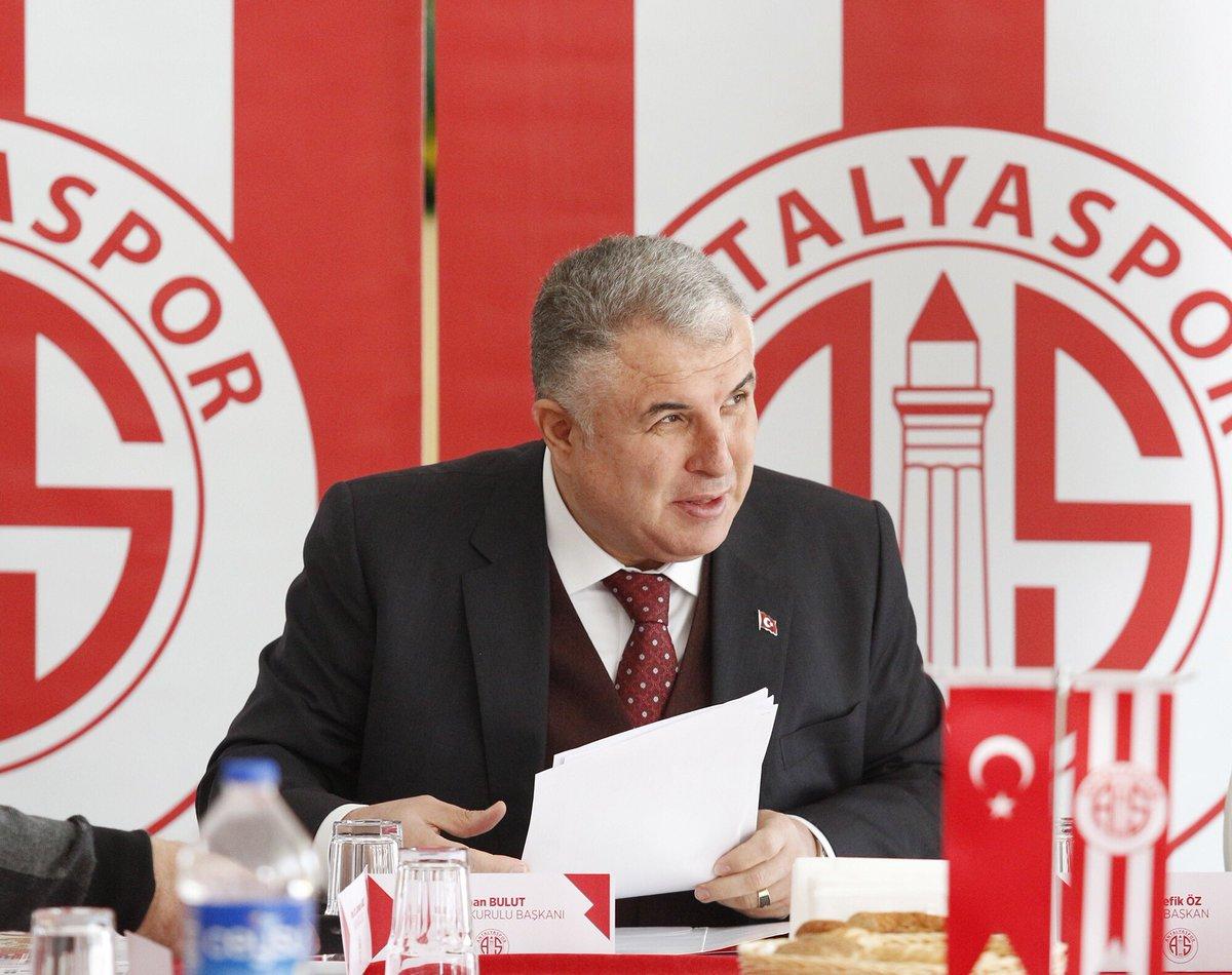 FLAŞ! Antalyaspor Başkanı Cihan Bulut, Eto'o gerçeğini açıkladı!