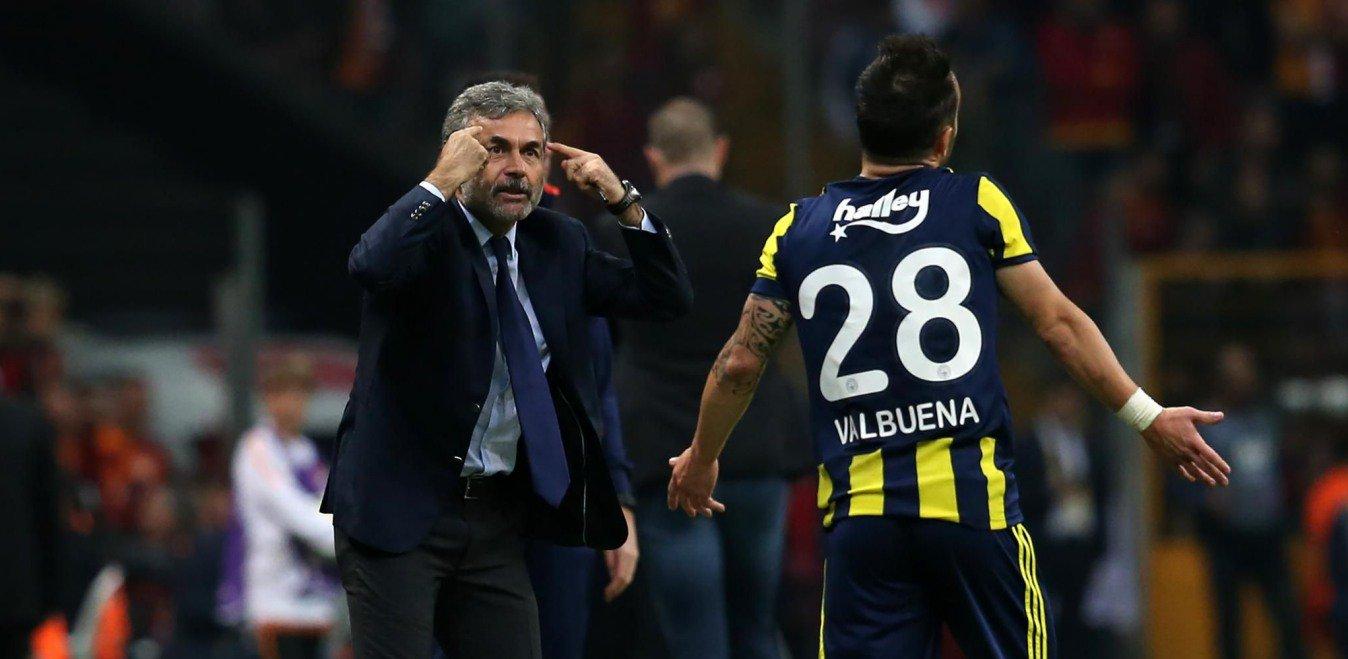 Valbuena, Fenerbahçe'den ayrılacak mı? Açıkladı!
