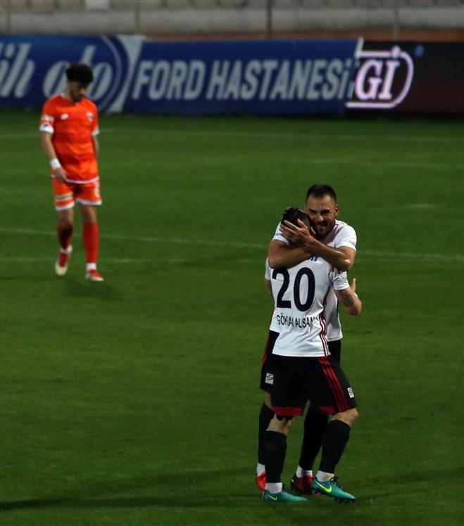 5-2 kazandıkları Adanaspor maçı hakkında