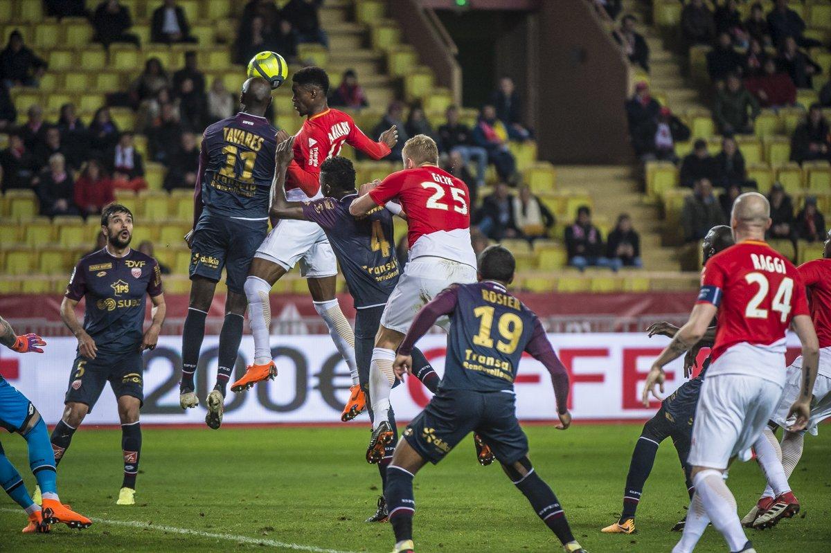 Monaco'nun serisi sürüyor!
