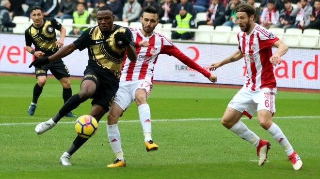 Osmanlıspor'dan Aminu Umar, Serdar Gürler ve Umut Nayir'in transferi hakkında resmi açıklama!