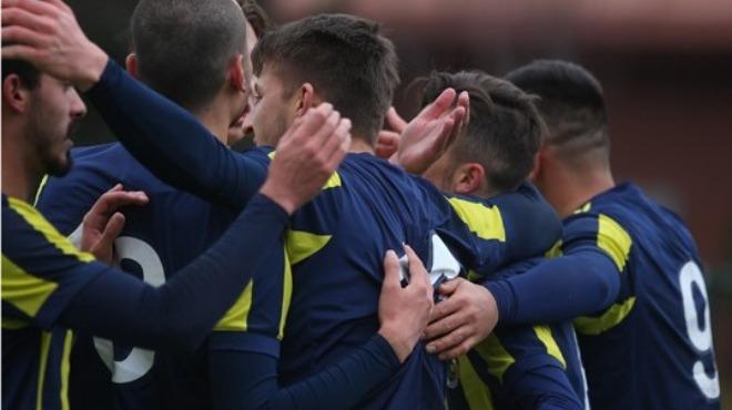 Fenerbahçe, U21'de de Alanyaspor'u yendi