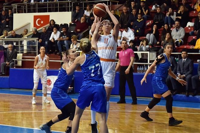 Çukurova Basketbol, sahasında Adana ASKİ'yi devirdi