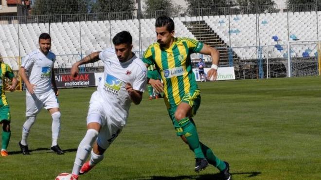Şanlıurfaspor deplasmanda 3 puanı 3 golle aldı!