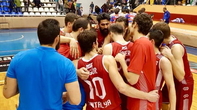 """Antalyaspor basketbolcularından """"Tarkanlı"""" maça davet çağrısı"""
