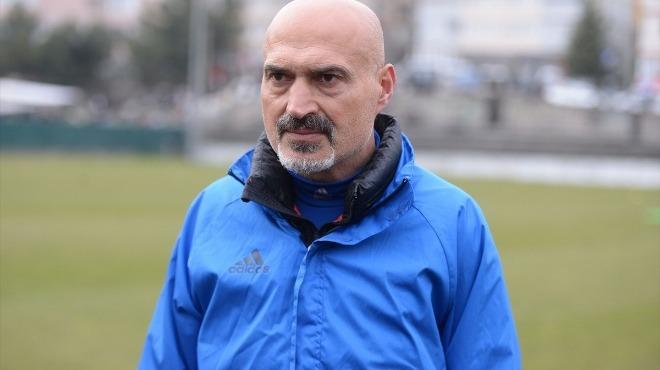 Kardemir Karabükspor'da Levent Açıkgöz ayrılığı açıkladı