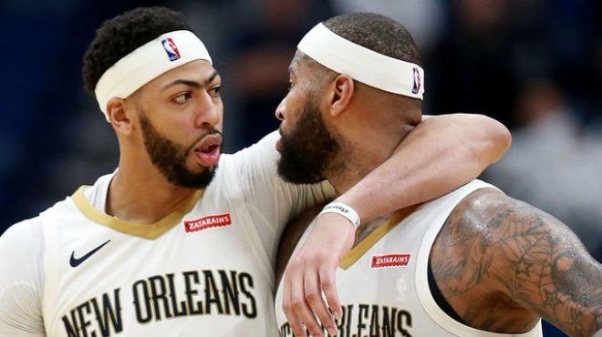 Golden State Warriors, DaMarcus Cousins'la anlaştı!