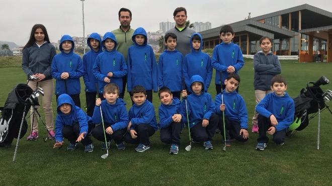 'Çocuk Evlerinden Golfe, Golften Olimpiyatlara'