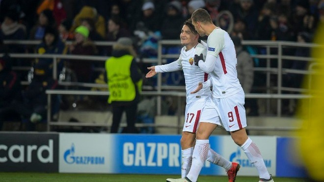 Şampiyonlar Ligi'nde gol atan en genç Türk futbolcu Cengiz Ünder!