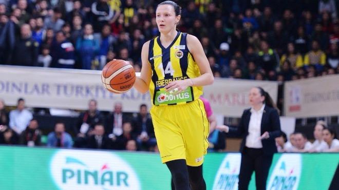 Fenerbahçe, Mersin Büyükşehir Belediyespor'u yenerek yarı finale yükseldi