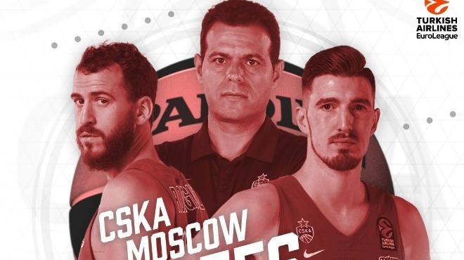 Euroleague'de Play-off'lara kalan ilk takım CSKA Moskova oldu!