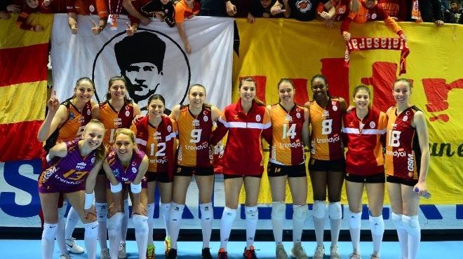 Galatasaray'ın konuğu Igor Gorgonzola