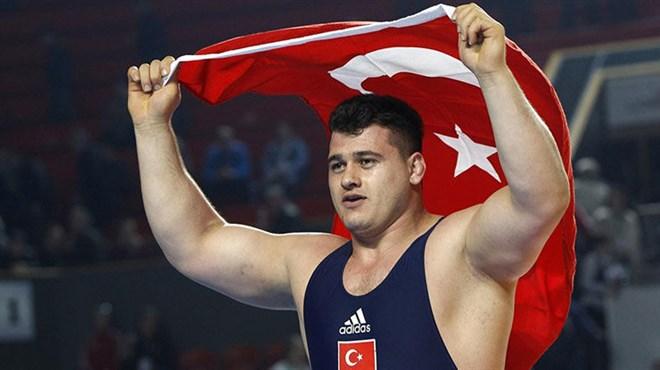 Avrupa Güreş Şampiyonası'nda grekoromen stil müsabakaları başladı