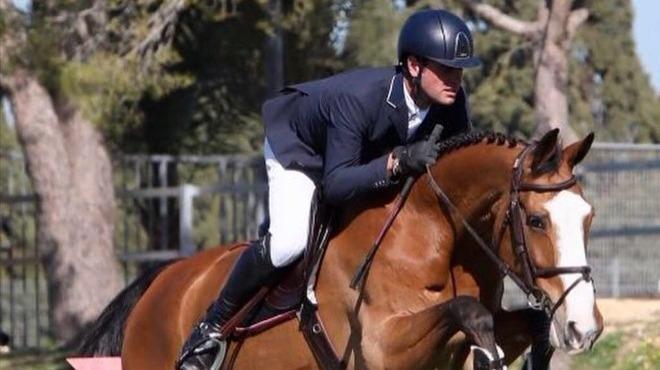 Derin Demirsoy, İspanya'da birinci oldu
