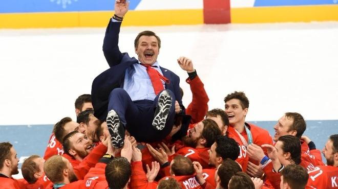 Rusya'dan altın golle altın madalya