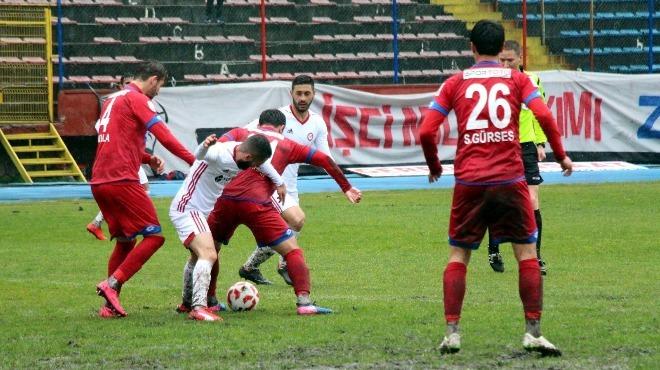 Zonguldak Kömürspor: 2 - Silivrispor: 0