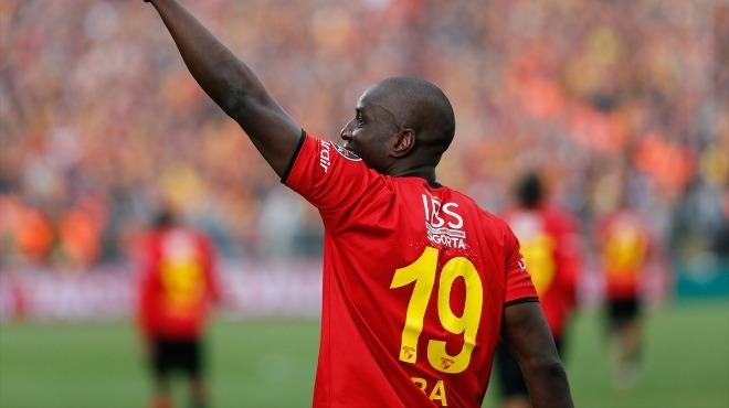Demba Ba, Beşiktaş'a transferini açıkladı!