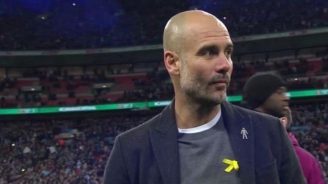 Video - Premier Lig'de sezona Guardiola damga vurdu!