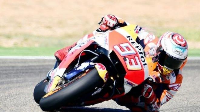 Marquez, 2020 sonuna kadar Repsol Honda'da