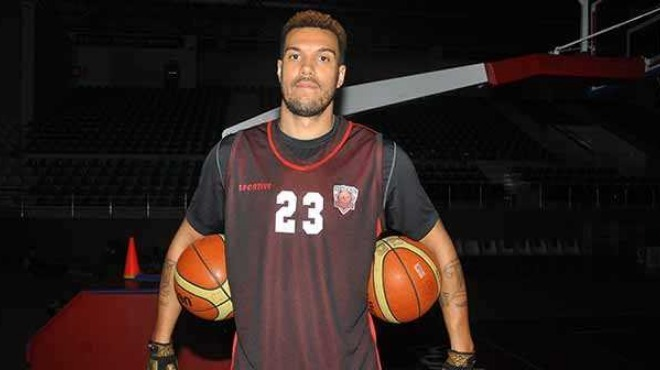 Sean Marshall iddialı: Gaziantep Basketbol'u yeneceğiz