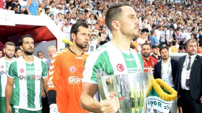 Konyasporlu Ali Turan'dan Ali Çamdalı'ya mesaj!