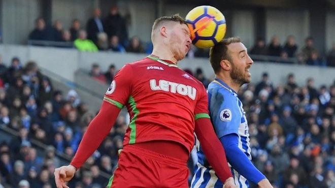 24.02.2018 Brighton & Hove Albion - Swansea City 4-1 Premier Lig Maç Özeti