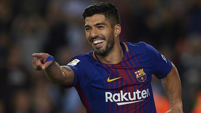 Video - Barcelona'nın gol makinesi Luis Suarez'in en beğendiği 5 futbolcu