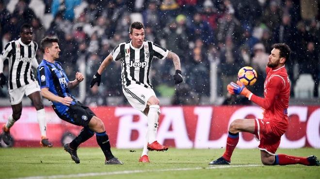 İtalya Kupası'nda finale çıkan ilk takım Juventus oldu!