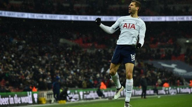 LIorente Tottenham Hotspur'u FA Cup'ta çeyrek finale taşıdı! 6-1