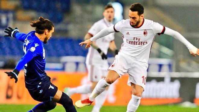 Milan penaltı atışlarında Lazio'yu yendi ve İtalya Kupası'nda finale yükseldi!