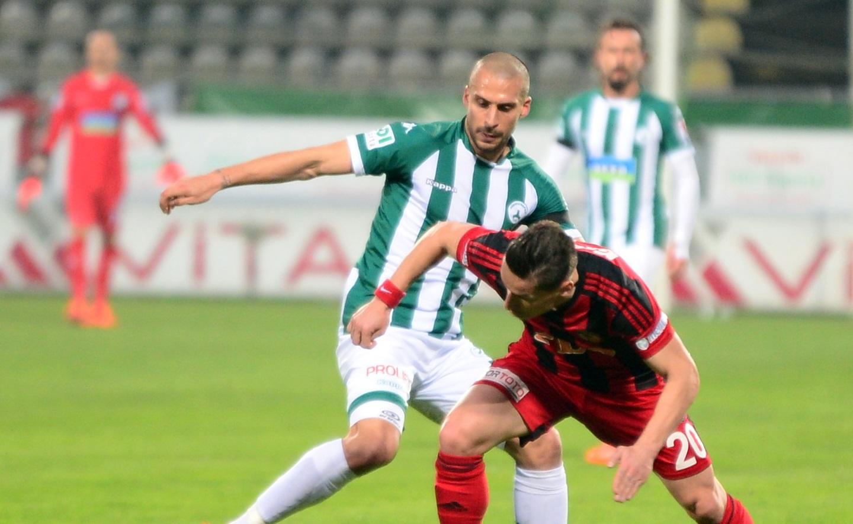 Giresunspor 7 maç sonra kazandı