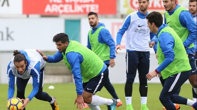 Trabzonspor'da Beşiktaş maçı hazırlıkları sürüyor
