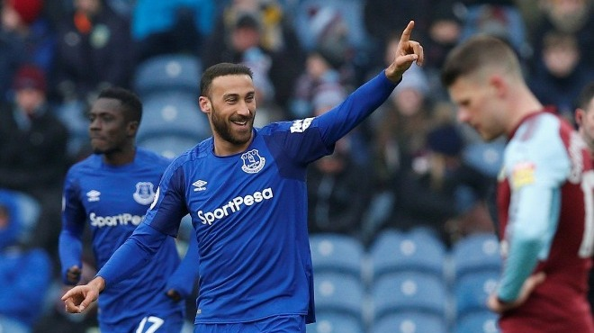 03.03.2018 Burnley - Everton 2-1 Premier Lig Maç Özeti