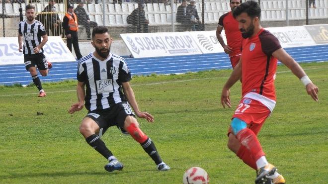 Aydınspor 1923: 0 Elaziz Belediyespor: 1
