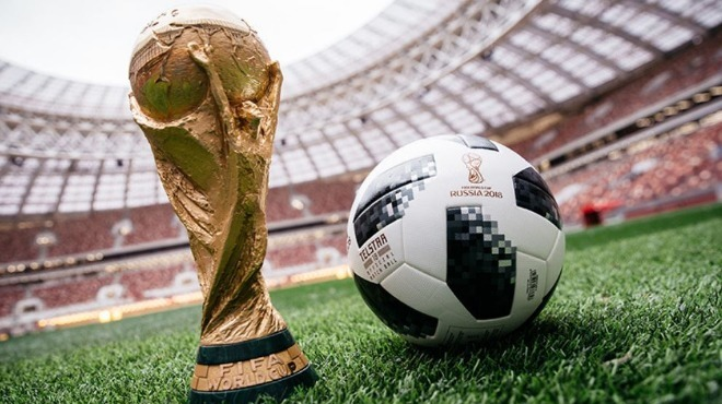2018 FIFA Dünya Kupası'na son 100 gün!