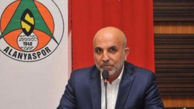 Alanyaspor başkanı Çavuşoğlu'ndan takımına tebrik mesajı!