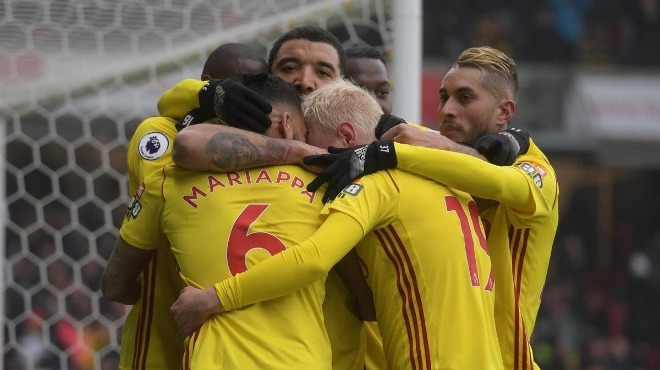 03.03.2018 Watford - West Bromwich 1-0 Premier Lig Maç Özeti
