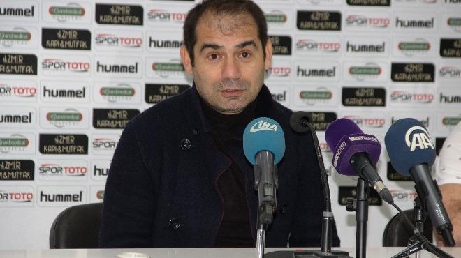 Metin Diyadin: En kötü play-off'ta olmamız gerekirken...