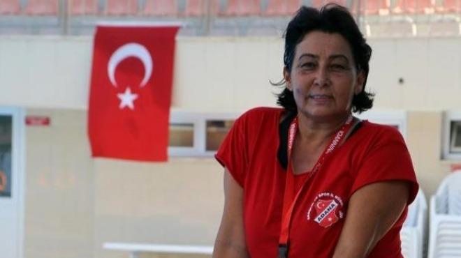 Nesrin Olgun Arslan, Türk kadını için ilham kaynağı olmaya devam ediyor!