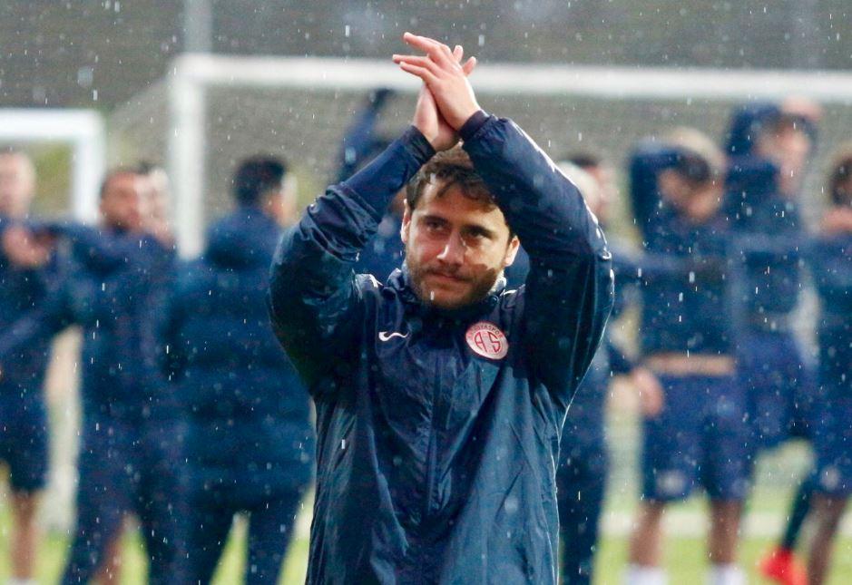 Musa Nizam iddialı konuştu: Antalyaspor'u bu girdaptan çıkaracağız