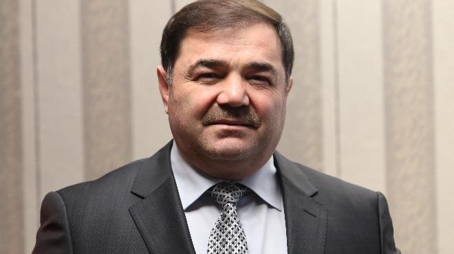 TGF Başkanı Aydın'a anjiyo yapıldı
