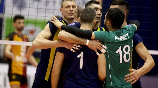 Fenerbahçe Galatasaray'ı yendi, seriyi eşitledi