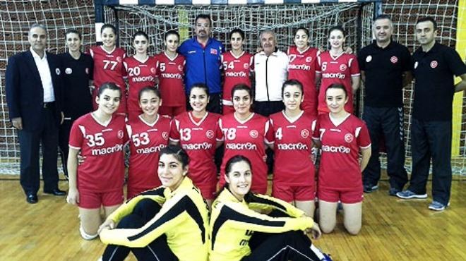 Genç Milli Kadın Hentbol Takımı Antalya'da toplanacak