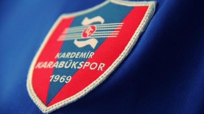 Karabüksporlu futbolculardan Belediye Başkanı Vergili'ye ziyaret