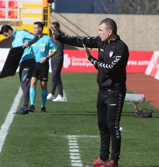 Aytekin Viduşlu: Türk futboluna yetiştirici bir Manisaspor olacağız