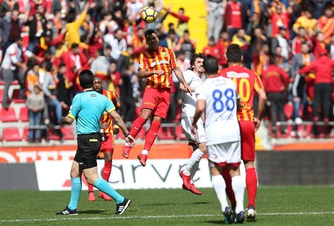 'Taraftar sayısı açısından Avrupa'da en çok seyirci artışı olan kulüp Kayserispor'