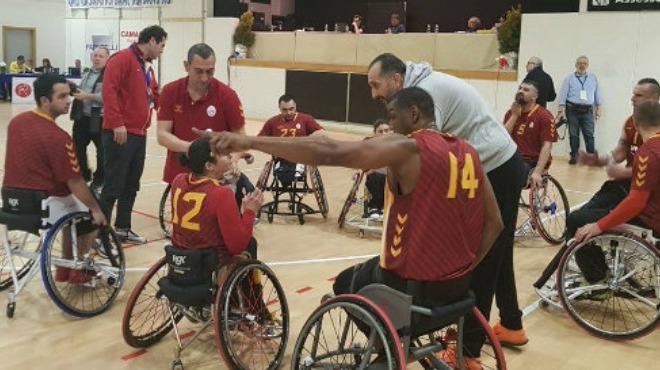 Galatasaray Tekerlekli Sandalye Basketbol Takımı, Avrupa'ya gönderilmiyor!