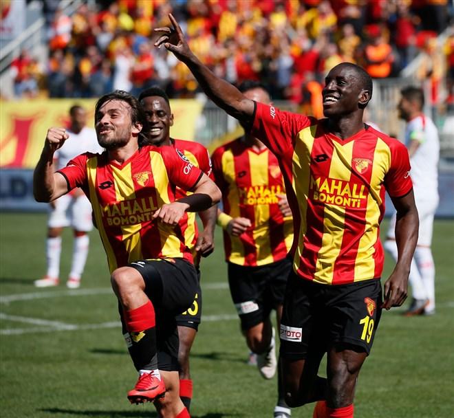Göztepe'nin konuğu Bursaspor